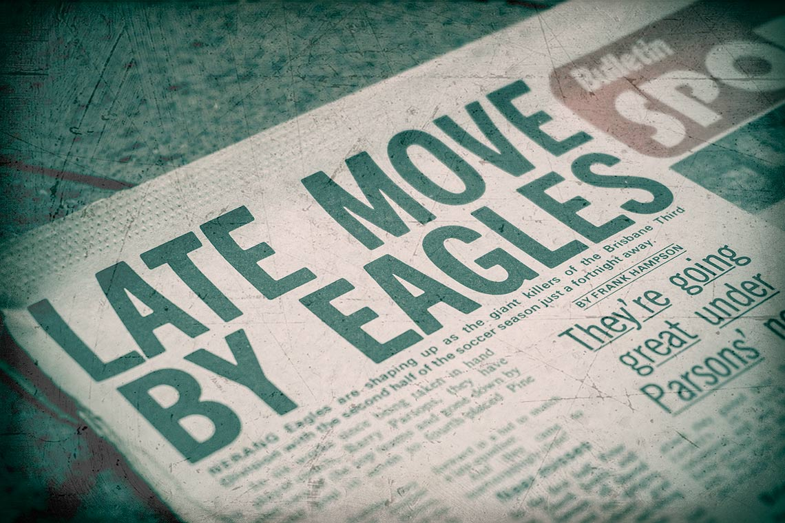 Nerang Eagles History Project – Calling All Past Eagles, Can You Help?