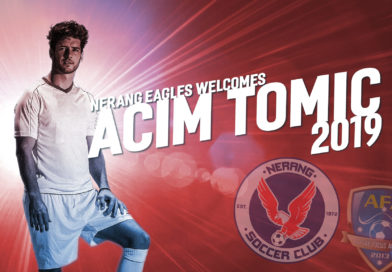 Eagles' Nest Grows With Signing Of Gold Coast United Captain Acim Tomic
