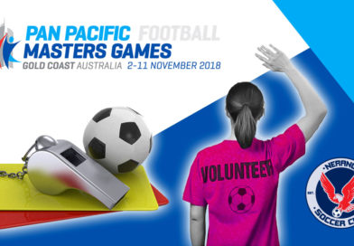 Volunteers & Referees | Your Chance To Be Part Of History At The 2018 Pan Pacific Masters