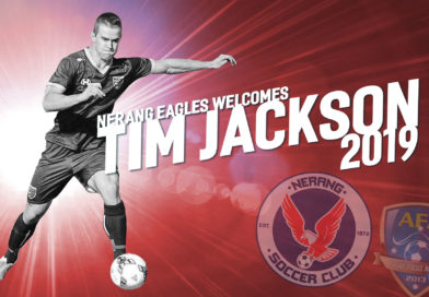 Tim Jackson Signs To Soar With Eagles In 2019