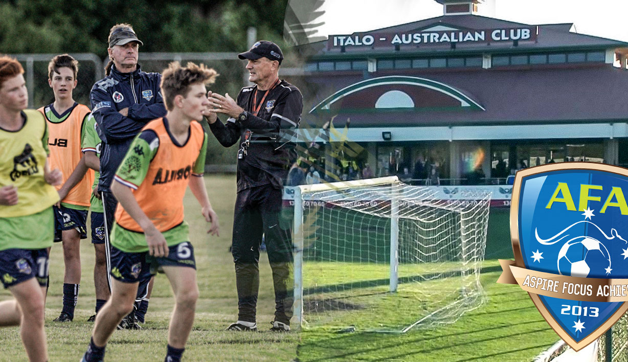 Academy's Off Season Training Finds New Grounds