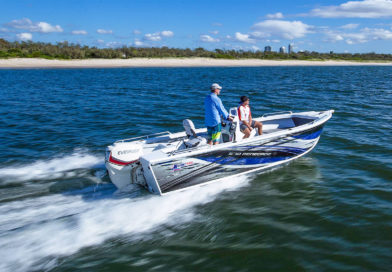 Eagles Hit The Water With New Partner Quintrex