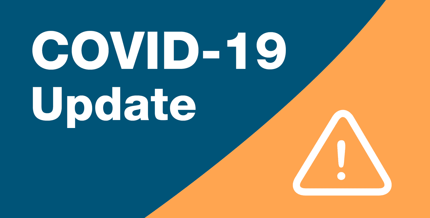 Club Closed Today — IMPORTANT Covid Update