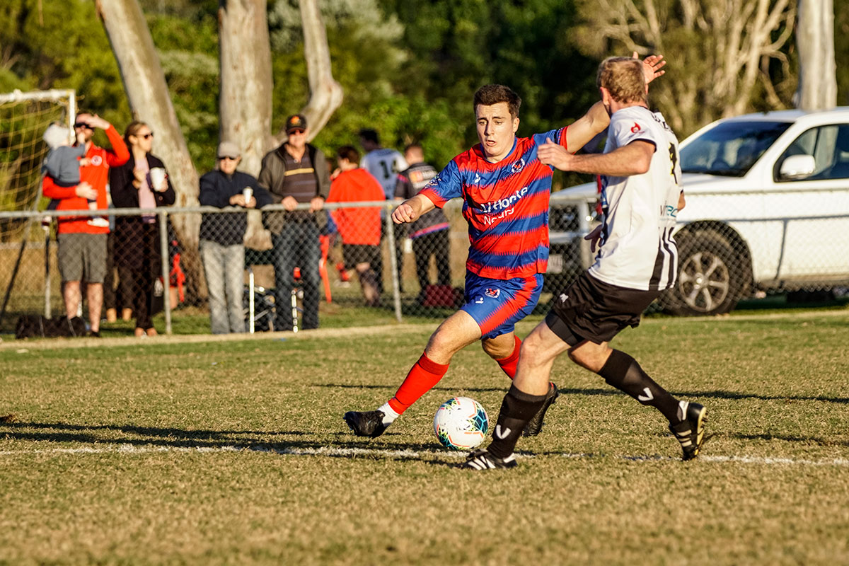 Fired Up Nerang Eagles Poised To Swoop On Cup Double